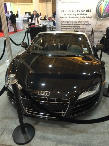 Audis at Pittcon