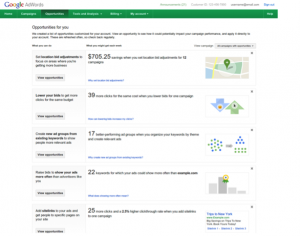 adwords for science marketers
