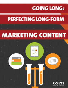 long form marketing content