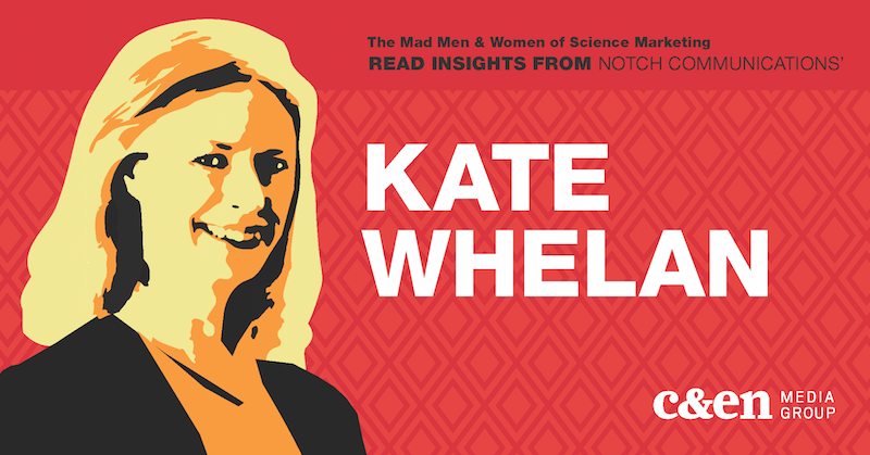 Kate Whelan Notch science marketing