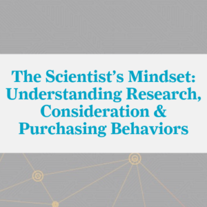 Scientist Purchasing Behaviors