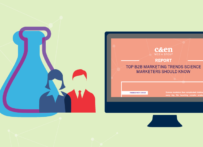 b2b marketing trends for science marketers